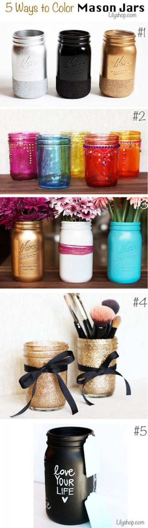 16 Lovable What Size Mason Jar for Vase 2021 free download what size mason jar for vase of 5 ways to color mason jars pictures photos and images for facebook with regard to 5 ways to color mason jars pictures photos and images for facebook tumblr pi