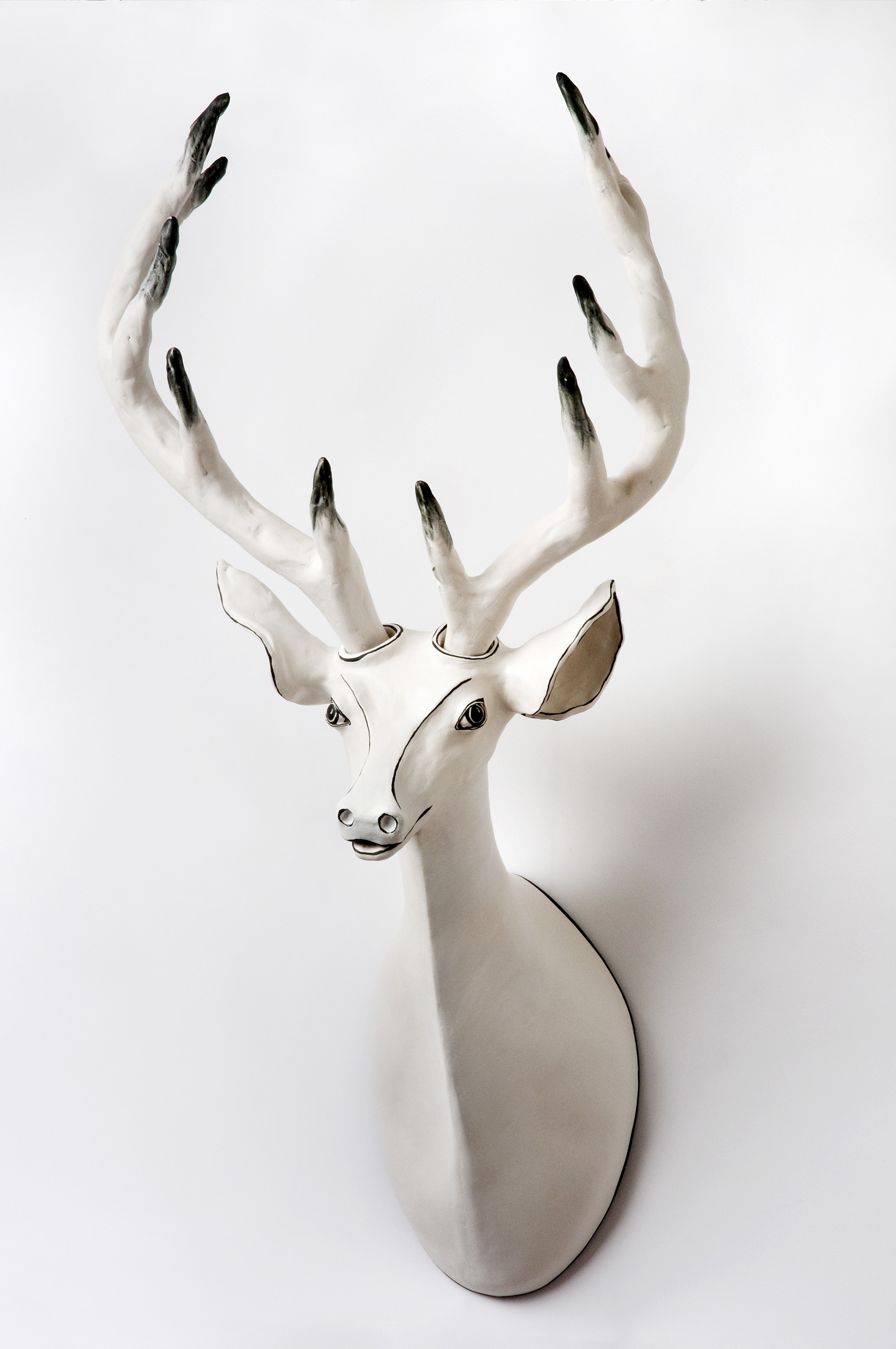 white ceramic deer head vase of index of blog lilavert wp content uploads 2013 12 throughout katharine morling de