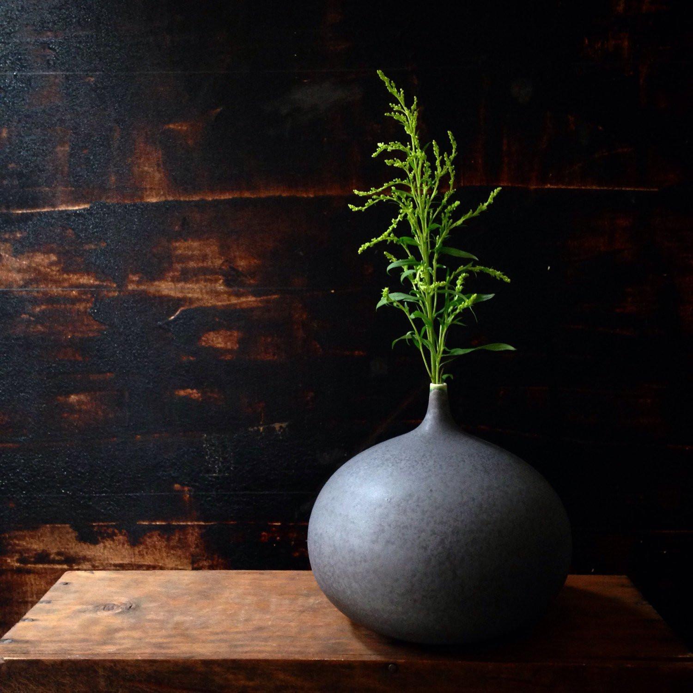 "white ceramic fish vase of made to order one large ceramic stoneware bottle vase in etsy throughout dŸ""Žzoom"