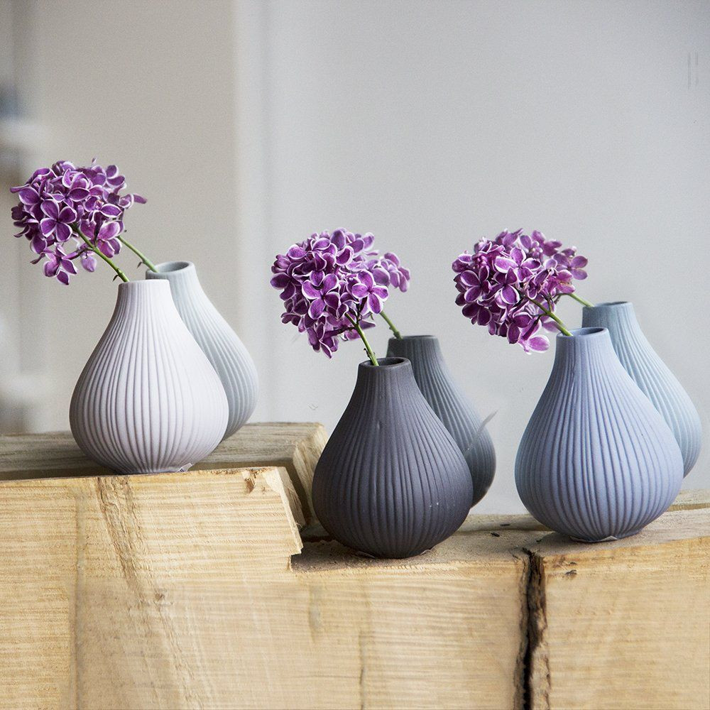 white ceramic vase set of chive frost round clay pottery flower vase decorative vase for home with chive frost round clay pottery flower vase decorative vase for home decor living room office and place settings bulk set of 6 in black grey green blue white