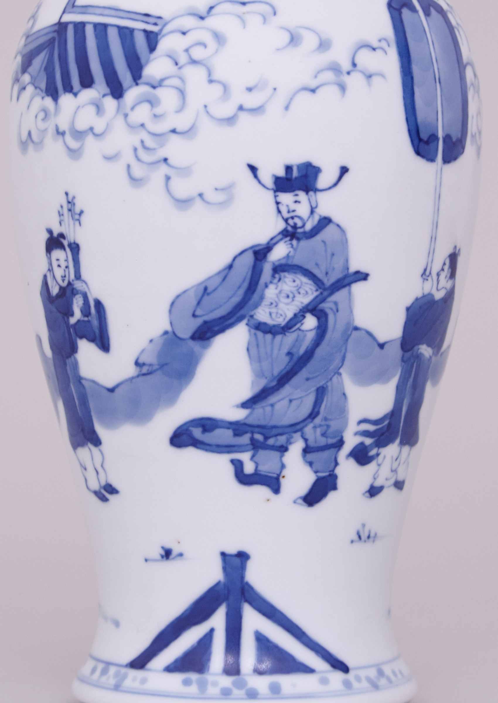 White Decorative Stones for Vases Of A Chinese Blue and White Vase Kangxi 1662 1722 Anita Gray for A Chinese Blue and White Vase