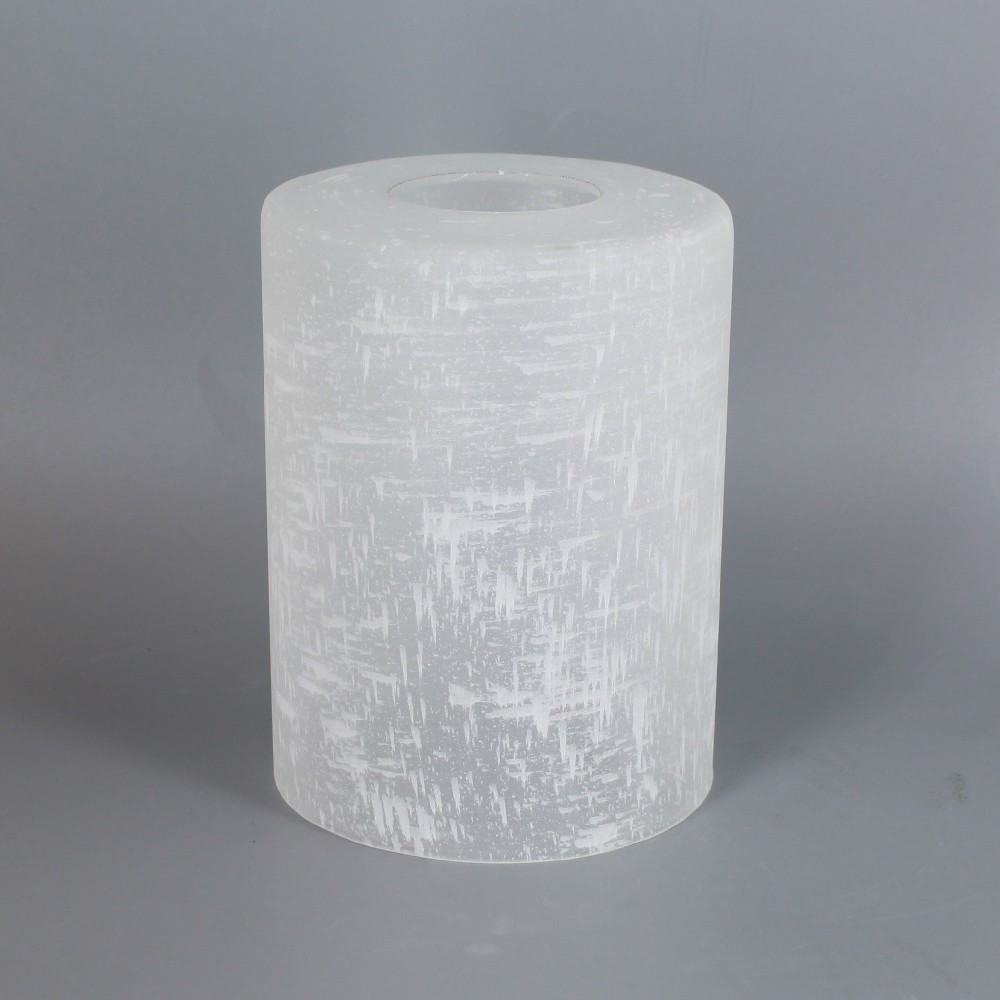 white glass cylinder vase of lamp parts lighting parts chandelier parts white linen for white linen cylinder glass shade