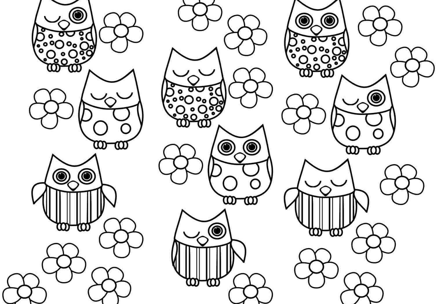 white owl vase of printable hard coloring pages elegant cool vases flower vase with printable hard coloring pages luxury draw cute owl coloring pages to print free printable animals hard