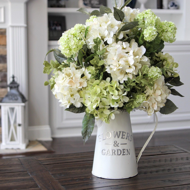 white teardrop vase of 15 beautiful silk hydrangea in vase bogekompresorturkiye com in living room 32 artificial flower arrangements for living room superb 4 home decor best h