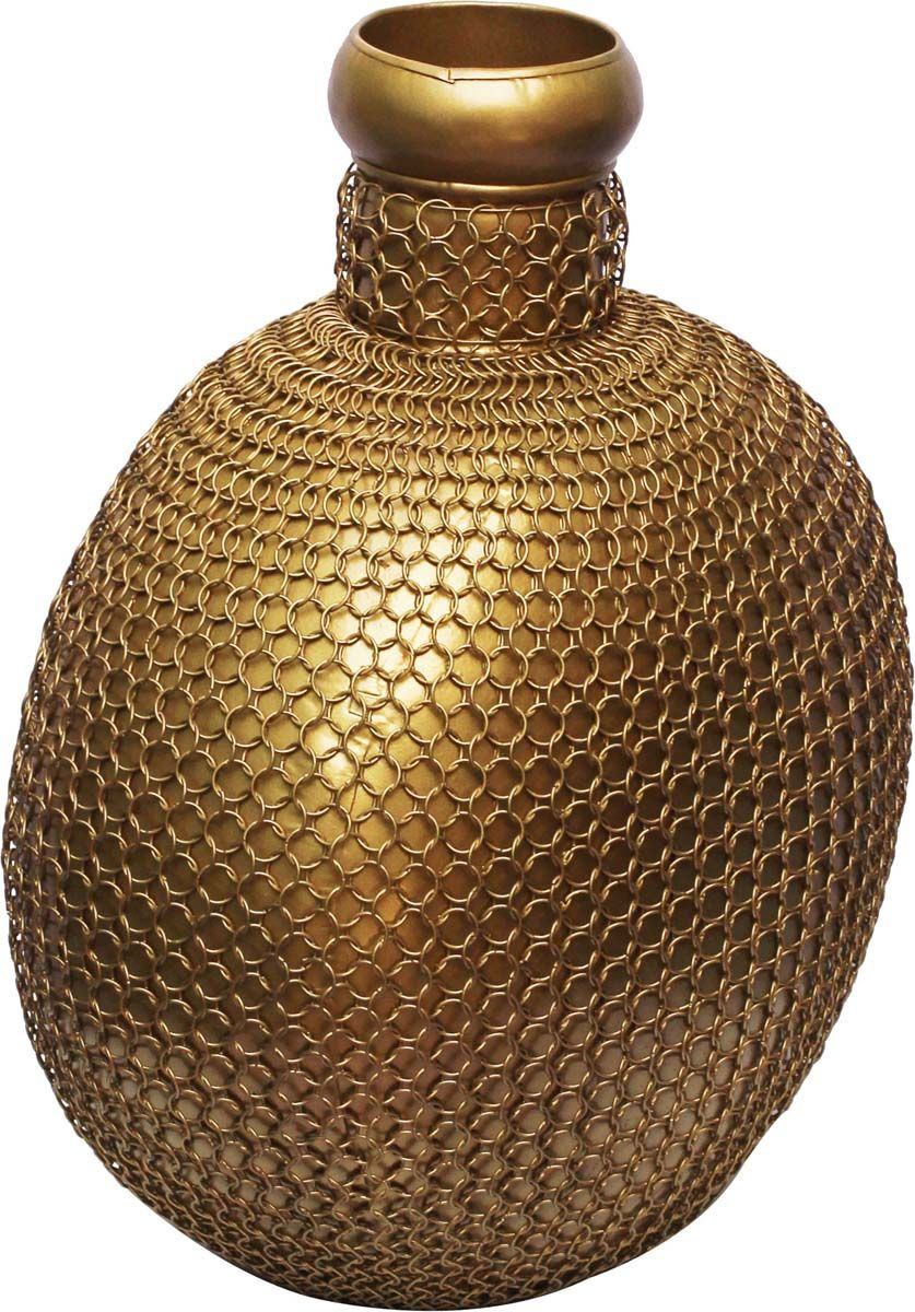 wholesale flower vases of bulk wholesale handmade 18 iron flower vase in pot shape golden for bulk wholesale handmade 18 iron flower vase in pot shape golden color decorated with wire mesh a