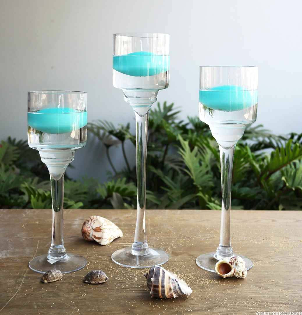 Wholesale Martini Glass Vases Centerpieces Of Glass Table Decorations for Weddings Inspirational Vases Floating Intended for Glass Table Decorations for Weddings Inspirational Vases Floating Candle Vase Set Glass Holdersi 0d Centerpieces Dollar