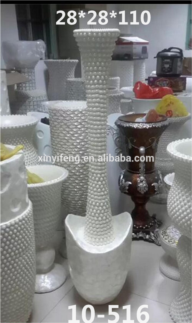 wholesale vases for sale of wholesale modern long neck tall floor vase with pearl for hotel with regard to j8p60d8xodoyvkhoc9