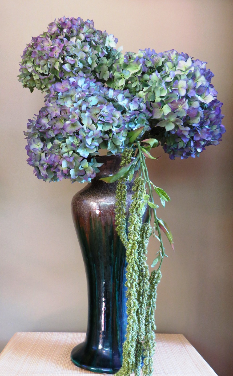 Wide Mouth Vase Of How to Arrange Artificial Flowers In A Large Vase Vase and Cellar with Flower Arranging with Hydrangeas My Sweet Cote