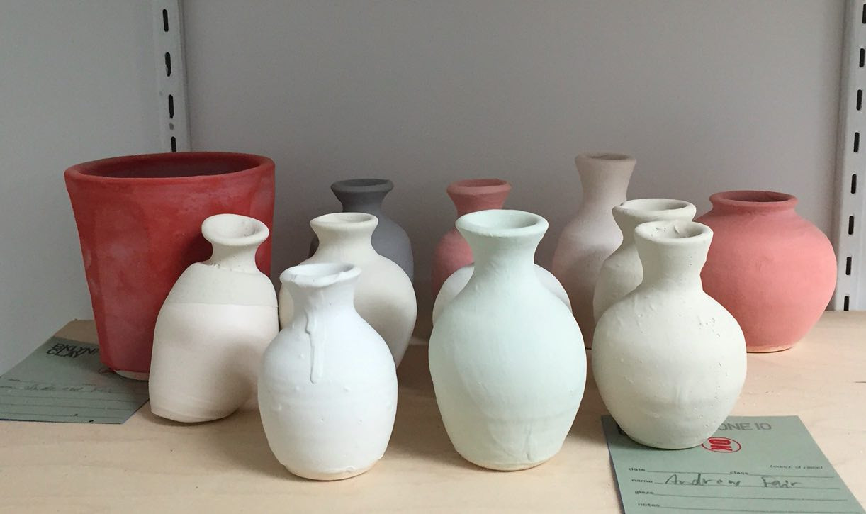 williamsburg pottery vase of five pottery studios you need to check out today bklyner with pots waiting to be fired in gas kiln