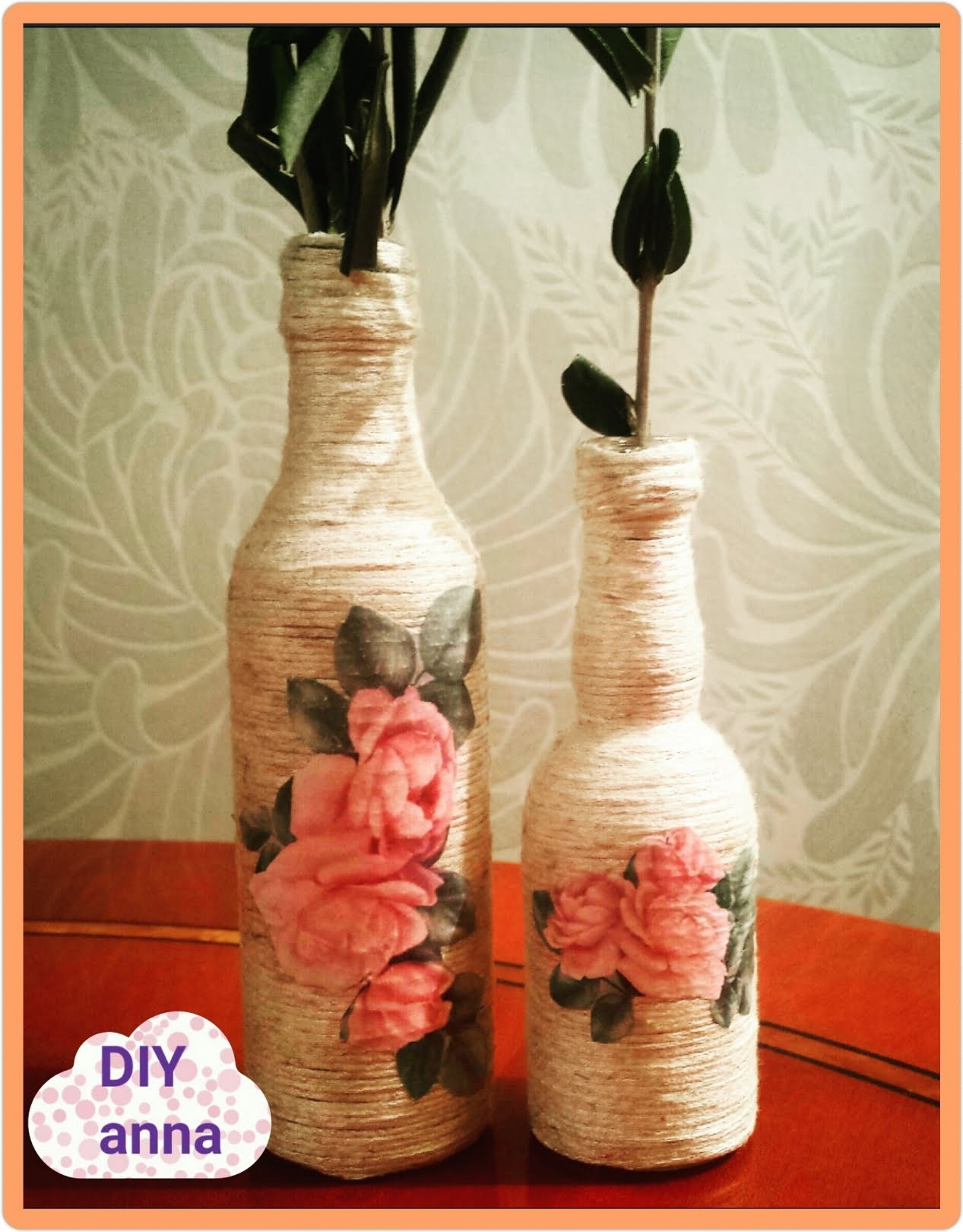 wine bottle vase of 21 bottle wine decoration ideas decoration ideas galleries with regard to bottle wine decoration ideas decoupage yarn bottle decorations diy craft ideas tutorial uradi