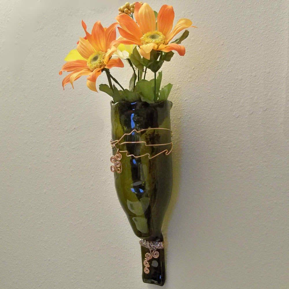 wine bottle wall vase of wall vase holder photograph wine bottle wall sconce beautiful wine throughout wall vase holder photograph wine bottle wall sconce beautiful wine crafts
