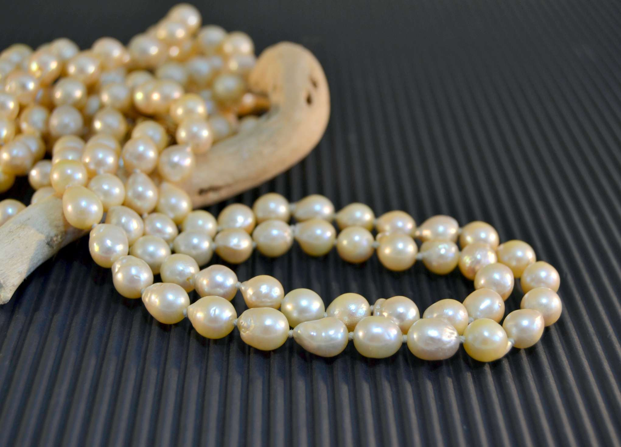 wood bead vase filler of types of pearls used in antique and vintage jewelry regarding baroque pearl necklace