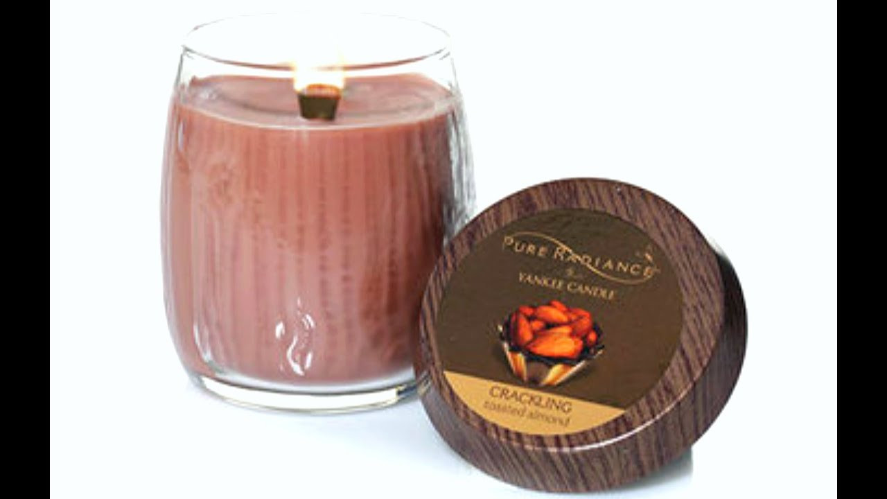 yankee candle vase of yankee candle review toasted almond pure radiance youtube with regard to maxresdefault